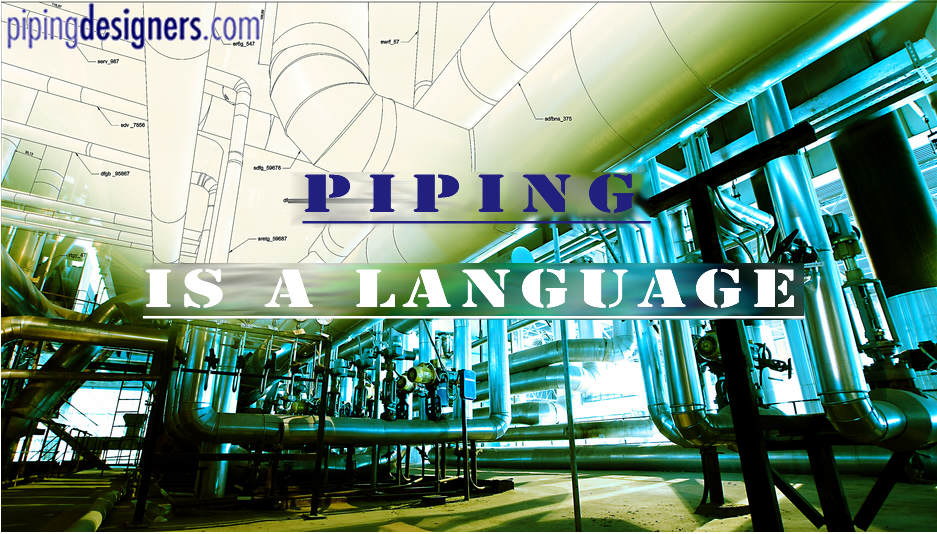 Piping is a Language