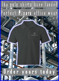 Piping Polo Shirt