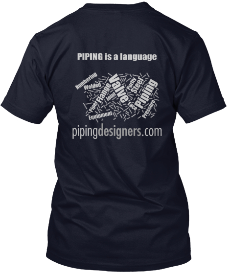 Piping is a Language T-Shirt
